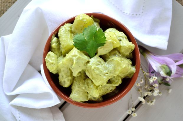 Sweet Potato Dumpling Salad | Life Healthfully Lived