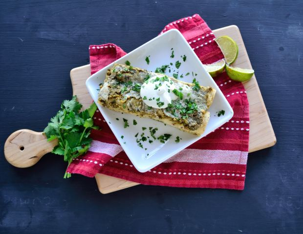 Green Enchiladas | Life Healthfully Lived