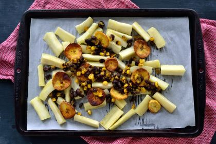 Loaded Yuca Fries | Life Healthfully Lived