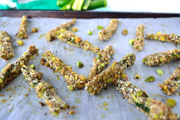 Zucchini Fries- Gluten & Dairy Free | Life Healthfully Lived