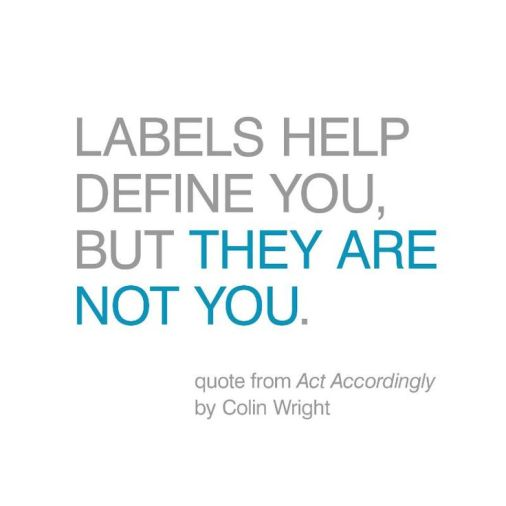 Labels | Life Healthfully Lived