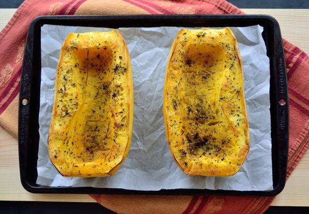 Tuscan Stuffed Spaghetti Squash   Life Healthfully Lived