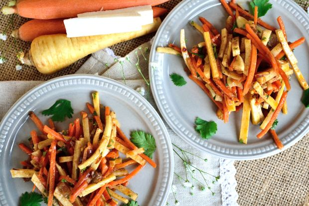 Carrot Jicama Slaw | Life Healthfully Lived