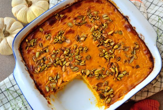 Thanksgiving Leftovers: Curried Sweet Potato Casserole | Life Healthfully Lived