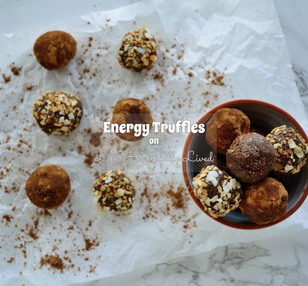 Energy Truffles | Life Healthfully Lived