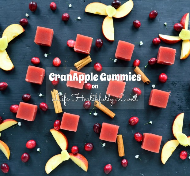 CranApple Gummies | Life Healthfully Lived