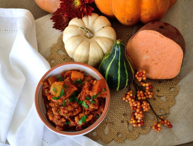 Pork & Sweet Potato Chili | Life Healthfully Lived