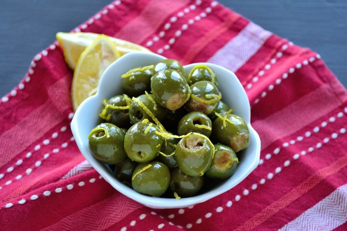 Stuffed Olives | Life Healthfully Lived