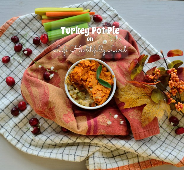 Thanksgiving Leftovers II: Turkey Pot Pie | Life Healthfully Lived
