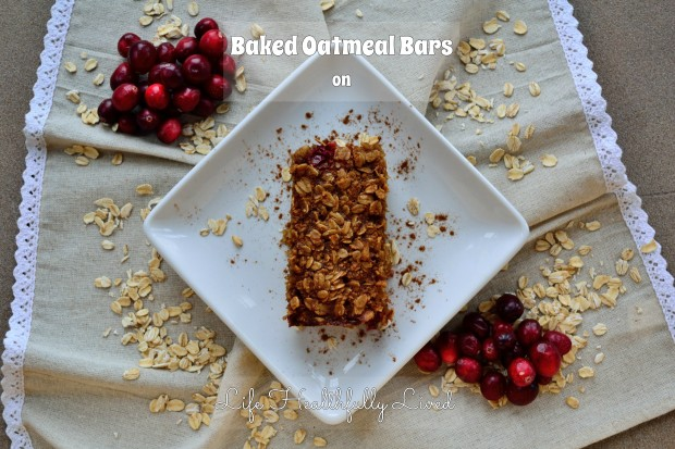 Baked Oatmeal Title
