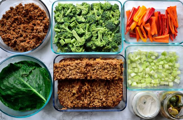 A New Kind of Meal Prep | Life Healthfully Lived
