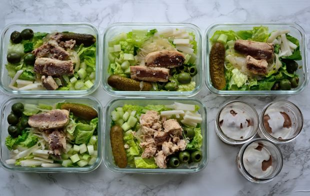 A New Kind of Meal Prep Monday | Life Healthfully Lived