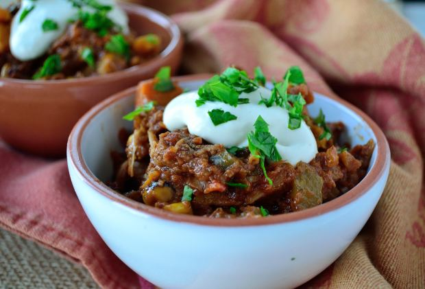 Squash Chili | Life Healthfully Lived