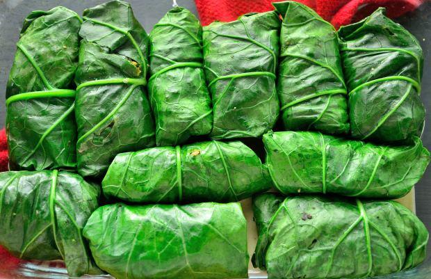 Collard Green Enchiladas | Life Healthfully Lived