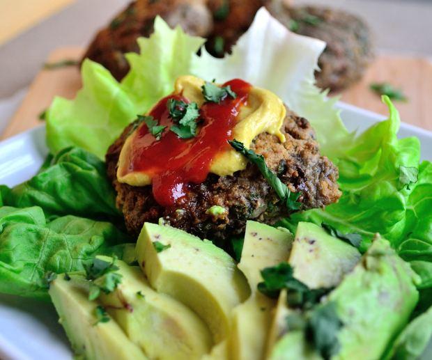 Mashed Avocado Lamb & Turkey Burgers | Life Healthfully Lived