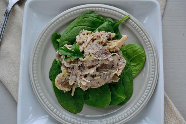 Herb & Garlic Chicken Thighs | Life Healthfully Lived