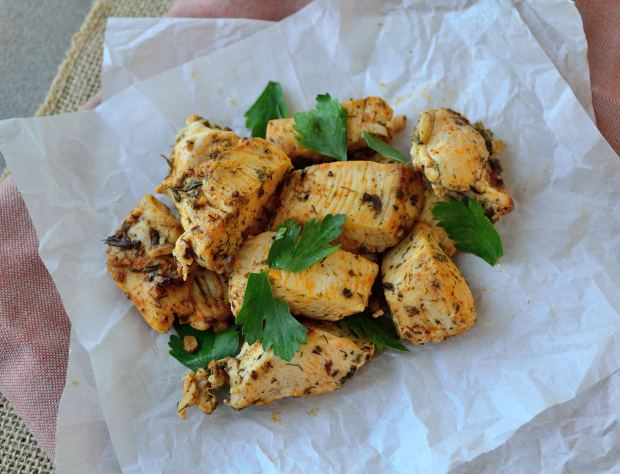 Naked Chicken Nuggets | Life Healthfully Lived