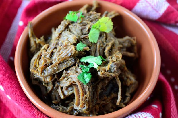 Slow Cooker Barbacoa | Life Healthfully Lived