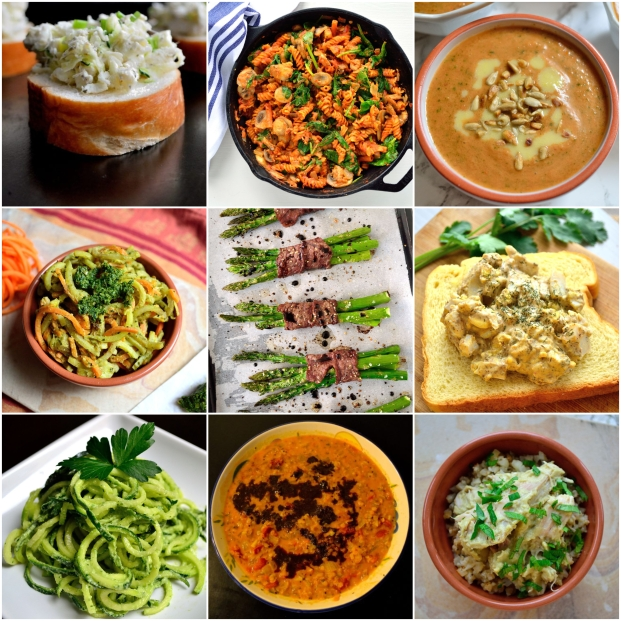 Simple Dinner Recipes | Life Healthfully Lived