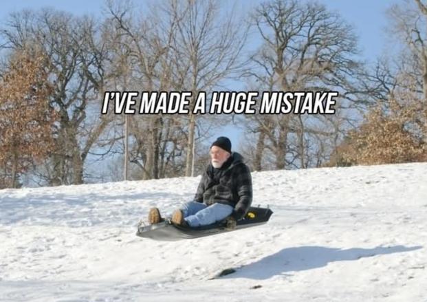 Sometimes You Gotta Sled | Life Healthfully Lived